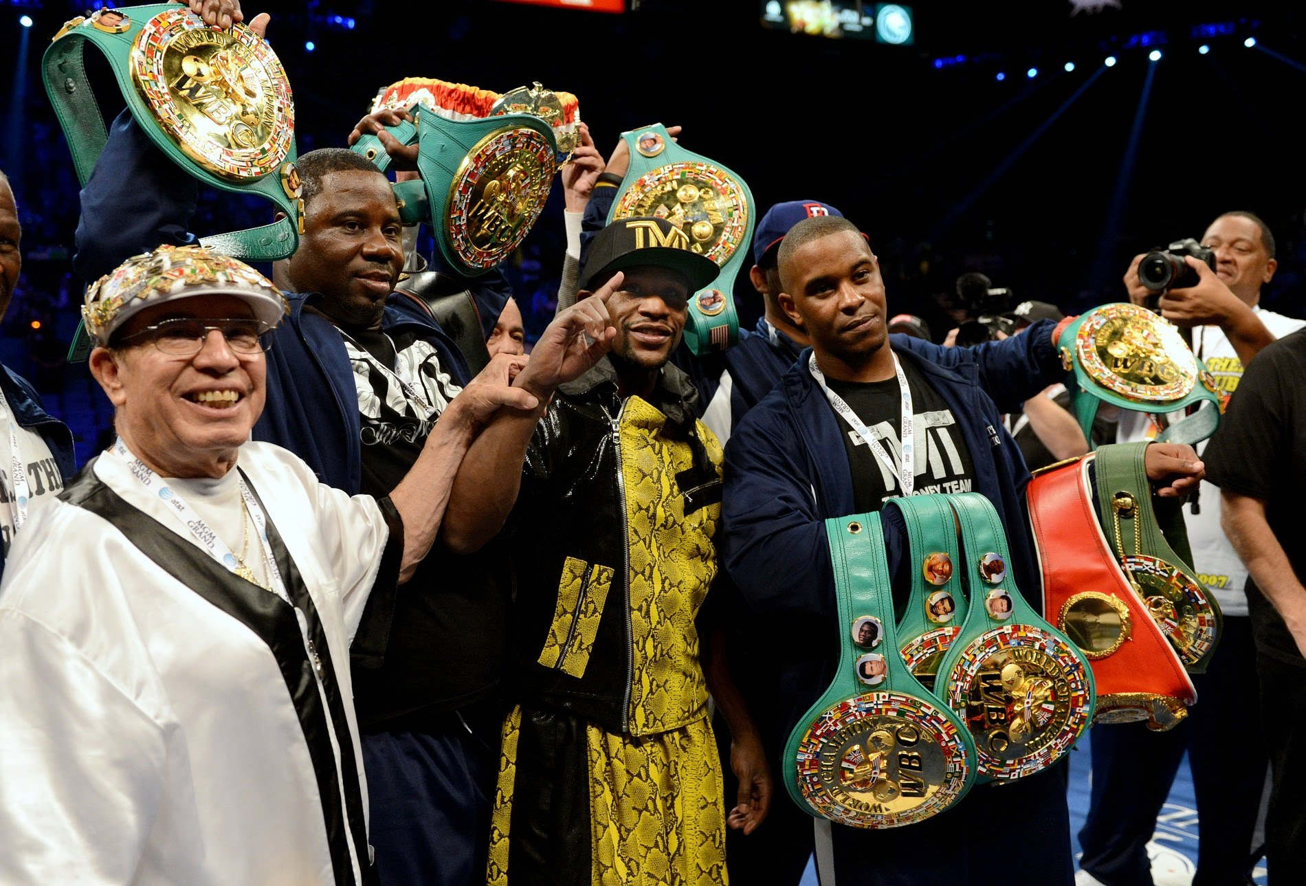 A Single Governing Body for Boxing